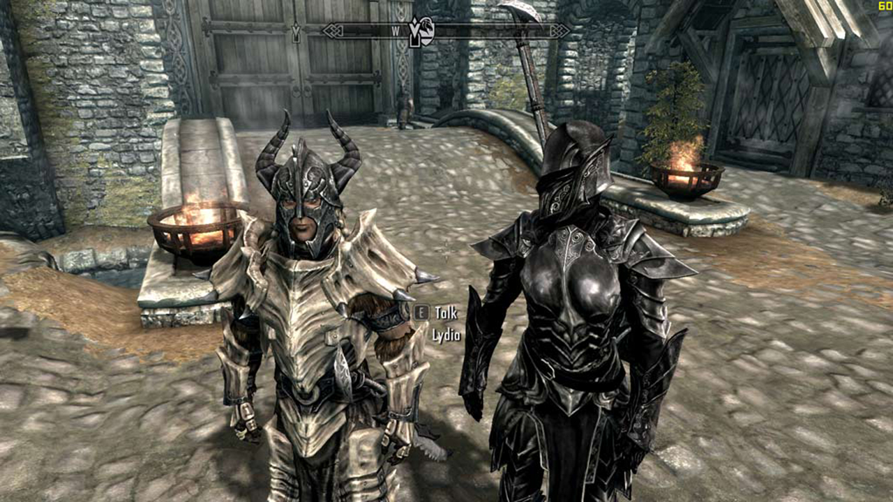 Elder scrolls v skyrim legendary edition pc