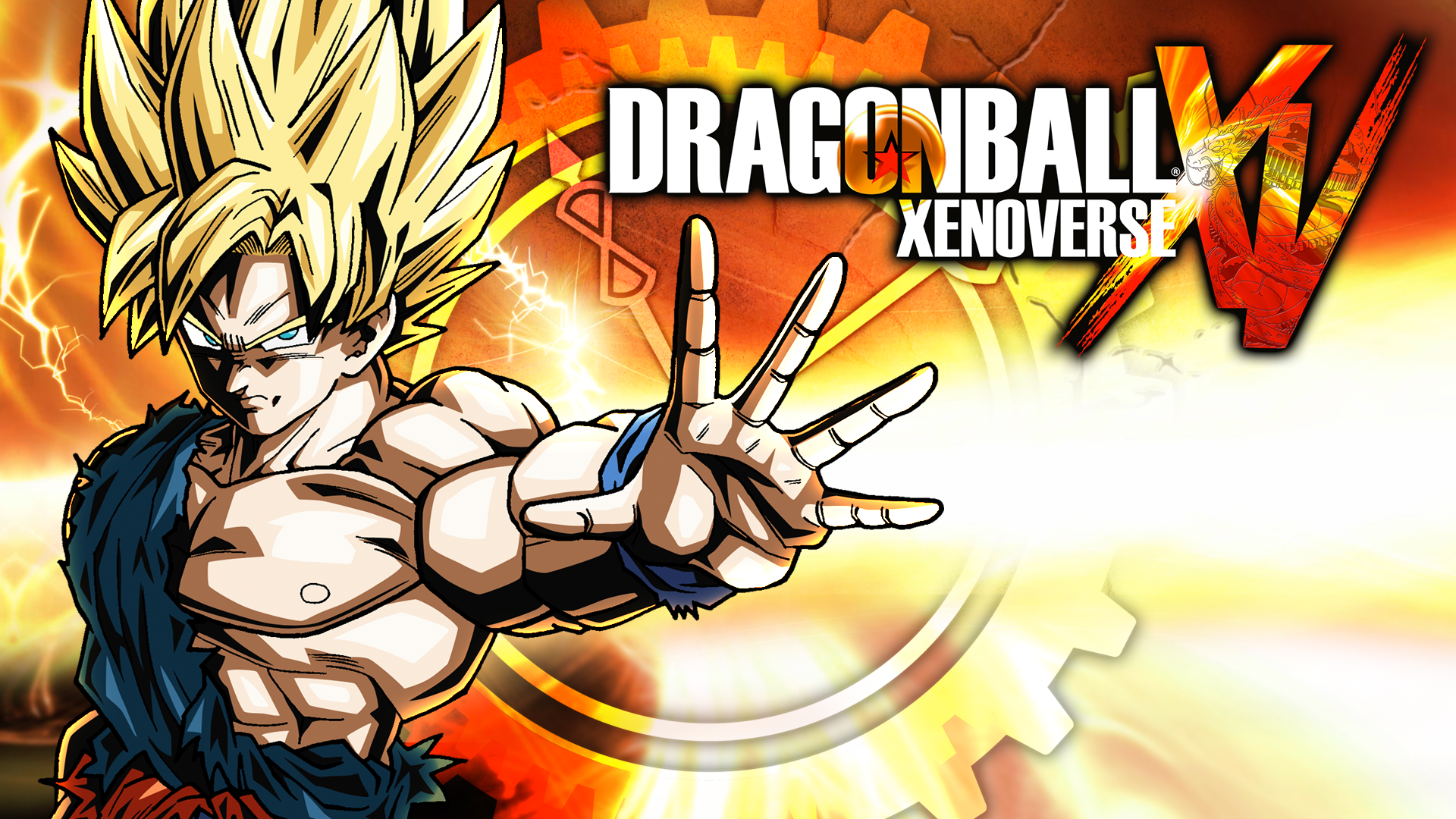 dragon ball xenoverse wallpaper